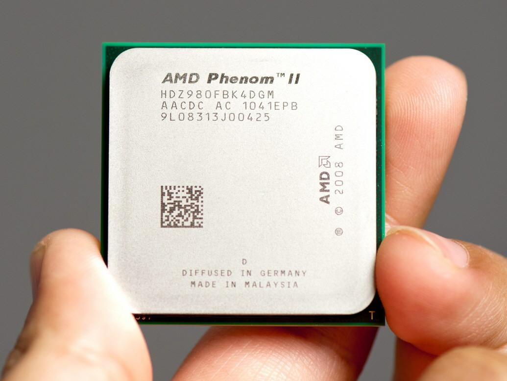 Процессор amd 2 6