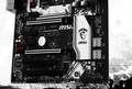 MSI pubblica una foto della motherboard Z170 Krait Gaming dedicata ai nuovi processori Core Skylake di Intel