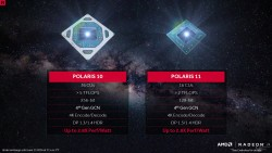 AMD rivela le specifiche delle GPU Polaris 10 (Ellesmere) e Polaris 11 (Baffin)