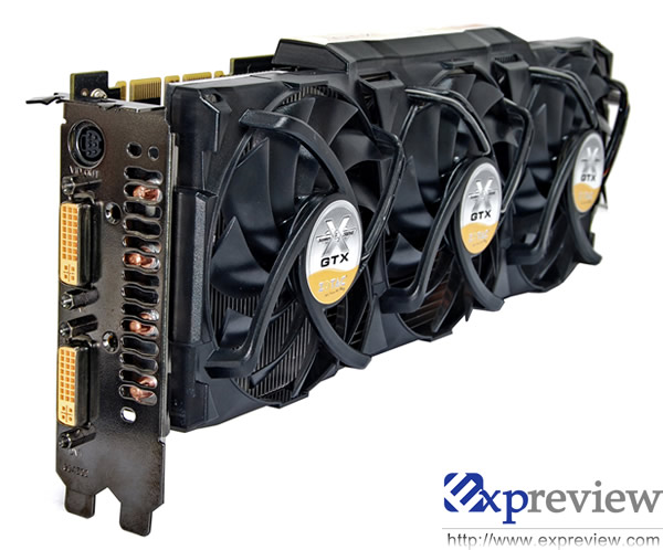 Media asset in full size related to 3dfxzone.it news item entitled as follows: GeForce GTX 275 Arctic Cooling Accelero EXTREME by Zotac   Image Name: news10054_1.jpg