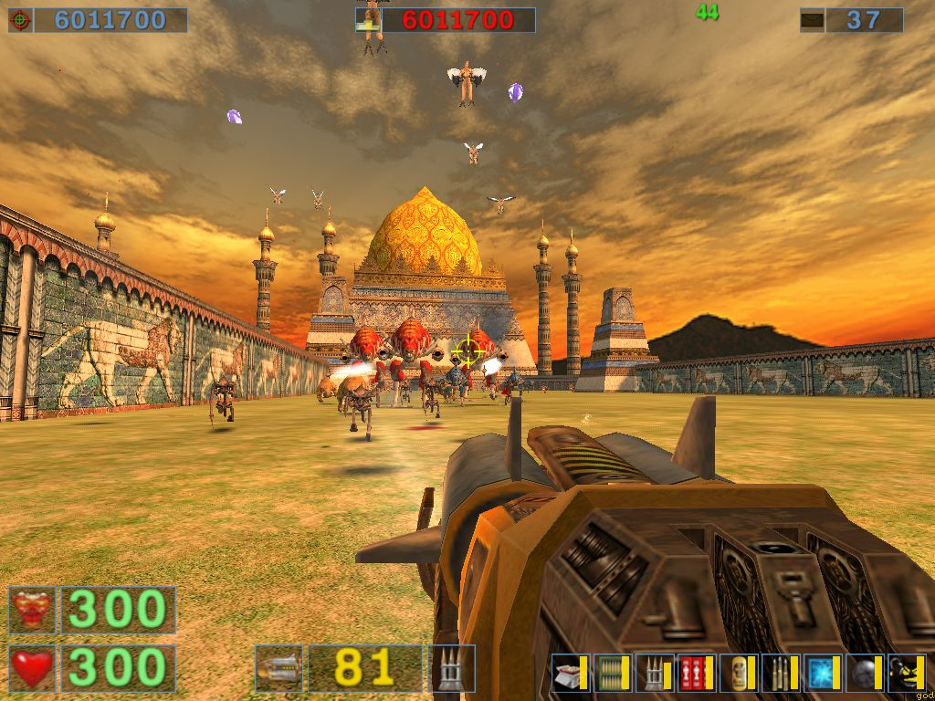 Media asset in full size related to 3dfxzone.it news item entitled as follows: Croteam, in sviluppo Serious Engine 3 e il game Serious Sam 3   Image Name: news10402_2.jpg