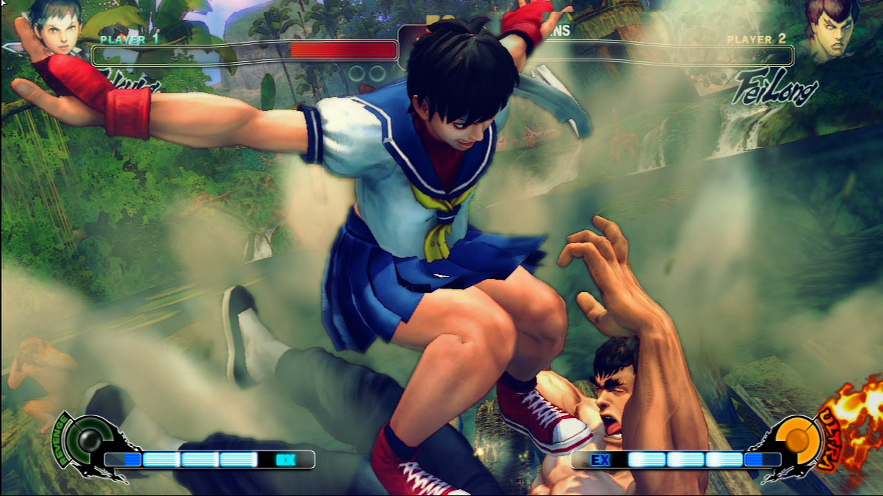 Media asset in full size related to 3dfxzone.it news item entitled as follows: Capcom comunica i requisiti di sistema di Street Fighter IV   Image Name: news10433_2.jpg