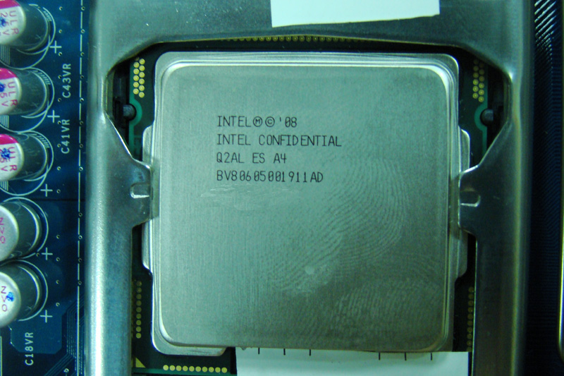 Media asset in full size related to 3dfxzone.it news item entitled as follows: Nehalem, primi benchmark del processore Core i5 di Intel | Image Name: news10502_13.jpg
