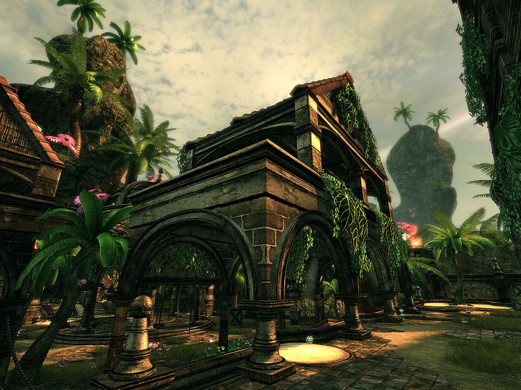 Media asset in full size related to 3dfxzone.it news item entitled as follows: Community Bonus Pack 3: Volume 4 per Unreal Tournament 3   Image Name: news11387_3.jpg