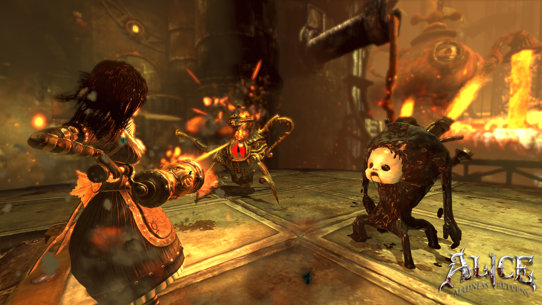 Media asset in full size related to 3dfxzone.it news item entitled as follows: Da Electronic Arts nuovi screenshots di Alice: Madness Returns | Image Name: news14971_3.jpg