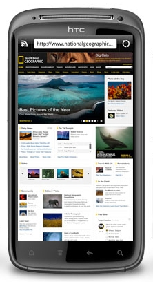 Media asset in full size related to 3dfxzone.it news item entitled as follows: Il partner Google vuole comprare Motorola? No problem per HTC   Image Name: news15552_1.jpg