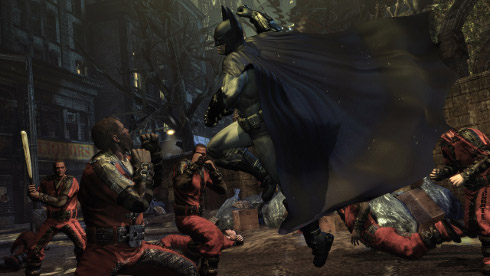 Media asset in full size related to 3dfxzone.it news item entitled as follows: Batman: Arkham City disponibile negli U.S. e nuovi screenshots   Image Name: news15888_1.jpg