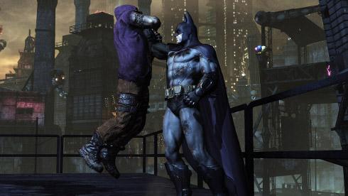 Media asset in full size related to 3dfxzone.it news item entitled as follows: Batman: Arkham City disponibile negli U.S. e nuovi screenshots | Image Name: news15888_3.jpg