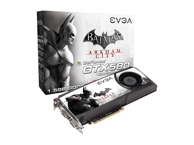 Media asset in full size related to 3dfxzone.it news item entitled as follows: EVGA lancia la card GeForce GTX 580 Batman: Arkham City | Image Name: news15947_2.jpg
