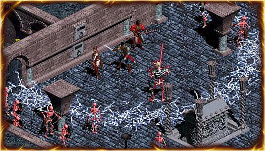 Media asset in full size related to 3dfxzone.it news item entitled as follows: Blizzard non conferma le edizioni per console di Diablo III | Image Name: news16455_2.jpg