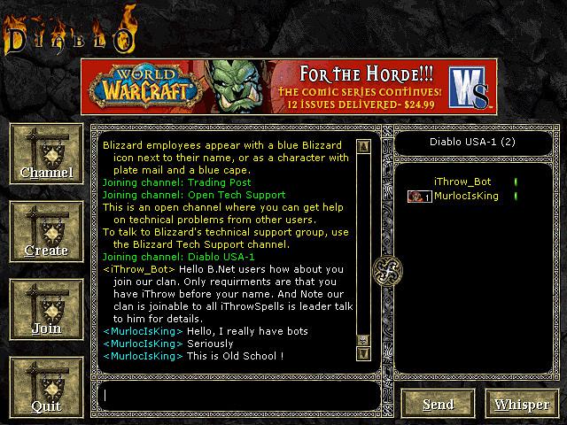 Media asset in full size related to 3dfxzone.it news item entitled as follows: Blizzard non conferma le edizioni per console di Diablo III   Image Name: news16455_4.jpg