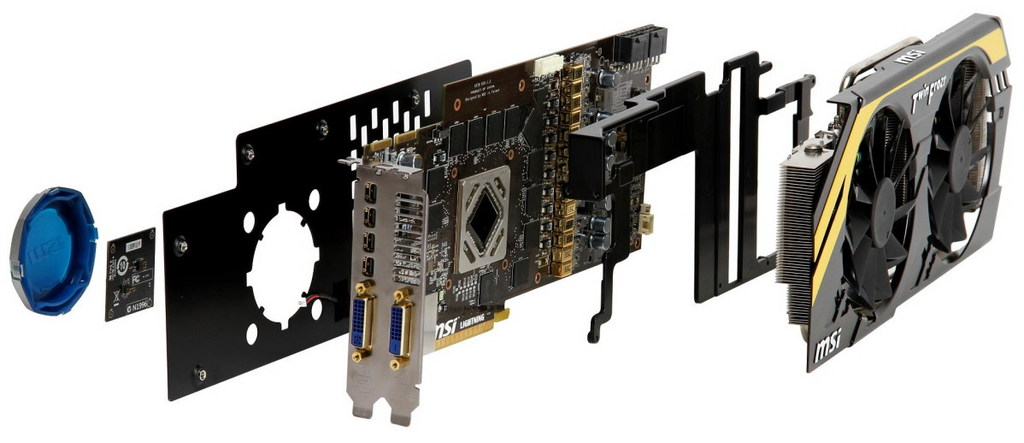 Media asset in full size related to 3dfxzone.it news item entitled as follows: Overclocking: MSI annuncia la video card MSI R7970 Lightning   Image Name: news16829_3.jpg