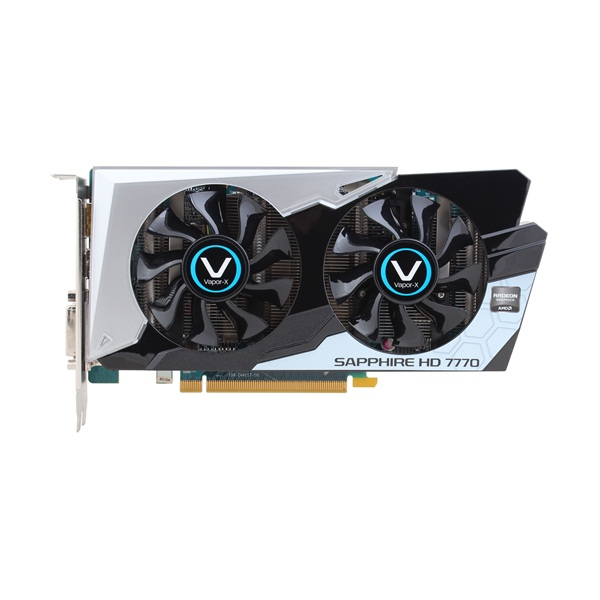 Media asset in full size related to 3dfxzone.it news item entitled as follows: SAPPHIRE annuncia la video card HD 7770 Vapor-X OC Edition   Image Name: news17238_2.jpg