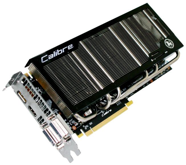 Media asset in full size related to 3dfxzone.it news item entitled as follows: Da Sparkle le GeForce Calibre X680 Captain e Calibre X670 Captain | Image Name: news18012_Sparkle-Calibre_1.jpg