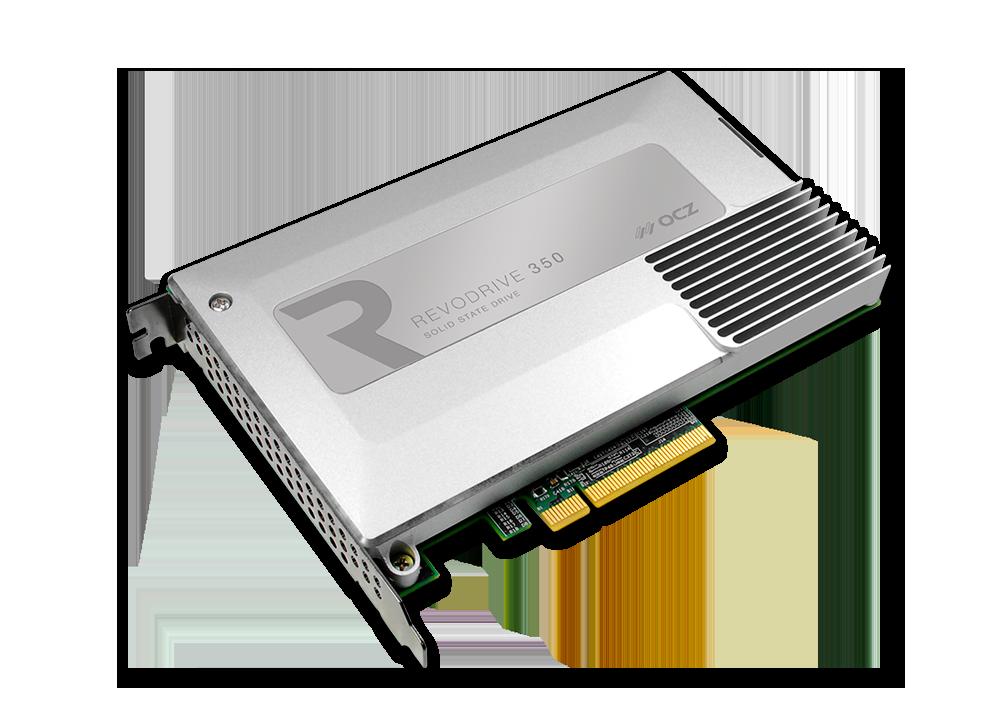 Media asset in full size related to 3dfxzone.it news item entitled as follows: OCZ annuncia la linea di SSD con interfaccia PCI-E RevoDrive 350 | Image Name: news21113_OCZ-RevoDrive-350_1.png