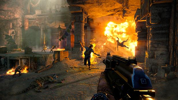 Media asset in full size related to 3dfxzone.it news item entitled as follows: Ubisoft pubblica i requisiti minimi e consigliati di Far Cry 4 per PC | Image Name: news21828_Far-Cry-4-screenshot_1.jpg