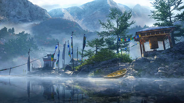 Media asset in full size related to 3dfxzone.it news item entitled as follows: Ubisoft pubblica i requisiti minimi e consigliati di Far Cry 4 per PC   Image Name: news21828_Far-Cry-4-screenshot_2.jpg