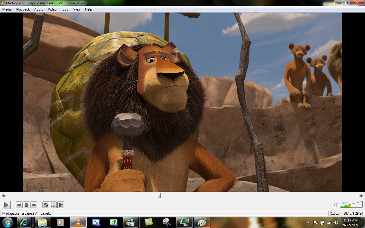 Media asset in full size related to 3dfxzone.it news item entitled as follows: VLC media player 2.2.2 supporta Windows, Linux, Android e Mac | Image Name: news23750_VLC-media-player-screenshot_2.jpg