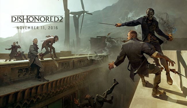 Media asset in full size related to 3dfxzone.it news item entitled as follows: Bethesda Softworks annuncia la data di rilascio del game Dishonored 2   Image Name: news24222_Dishonored-2_1.jpg