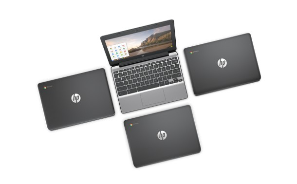 Media asset in full size related to 3dfxzone.it news item entitled as follows: HP annuncia il Chromebook 11 G5 con display touch per le app di Android   Image Name: news24517_HP-Chromebook-11-G5_1.jpg