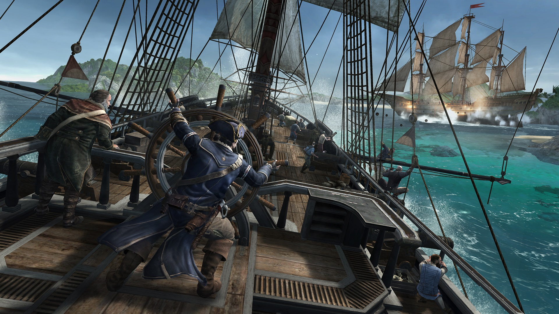 Media asset in full size related to 3dfxzone.it news item entitled as follows: Potrebbe chiamarsi Origins il prossimo game della serie Assassin's Creed   Image Name: news26285_Assassin-s-Creed-Screenshot_1.jpg