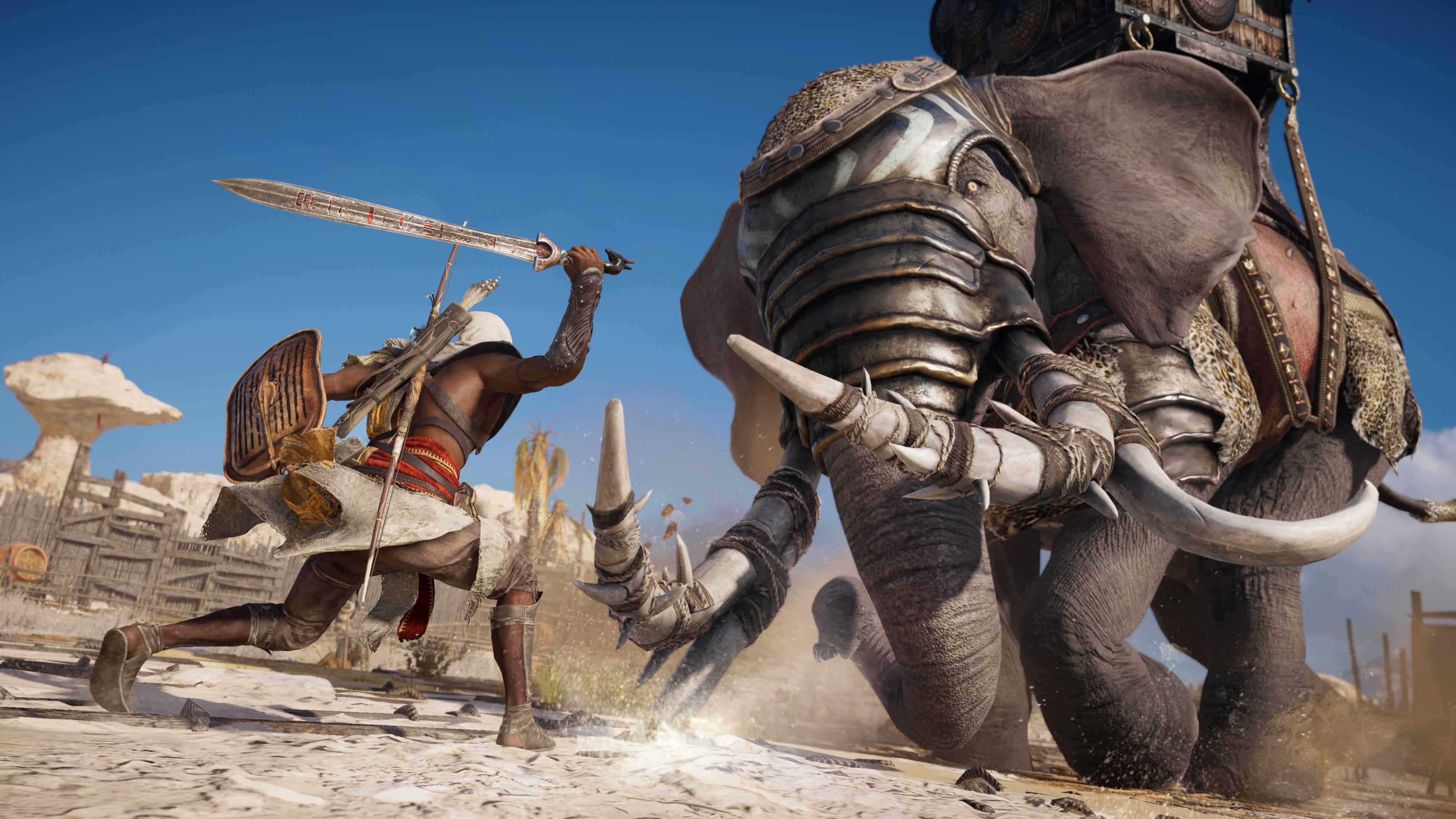 Media asset in full size related to 3dfxzone.it news item entitled as follows: Ubisoft pubblica i requisiti minimi e consigliati per Assassin's Creed Origins   Image Name: news27159_Assassin-s-Creed-Origins-Screenshot_1.jpg
