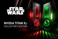 NVIDIA annuncia due card TITAN Xp Collector's Edition dedicate a Star Wars
