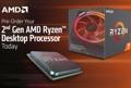 AMD annuncia ufficialmente i processori Ryzen di seconda generazione