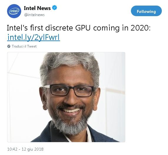 Media asset in full size related to 3dfxzone.it news item entitled as follows: Intel annuncia ufficialmente che le sue prime GPU discrete arriveranno nel 2020 | Image Name: news28324_Intel-Discrete-GPU_1.jpg
