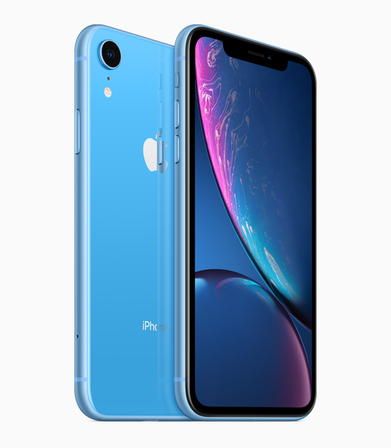 Media asset in full size related to 3dfxzone.it news item entitled as follows: Apple annuncia gli iPhone XS, iPhone XS Max e iPhone XR con SoC A12 | Image Name: news28705_Apple-iPhone-XS-XR_2.jpg