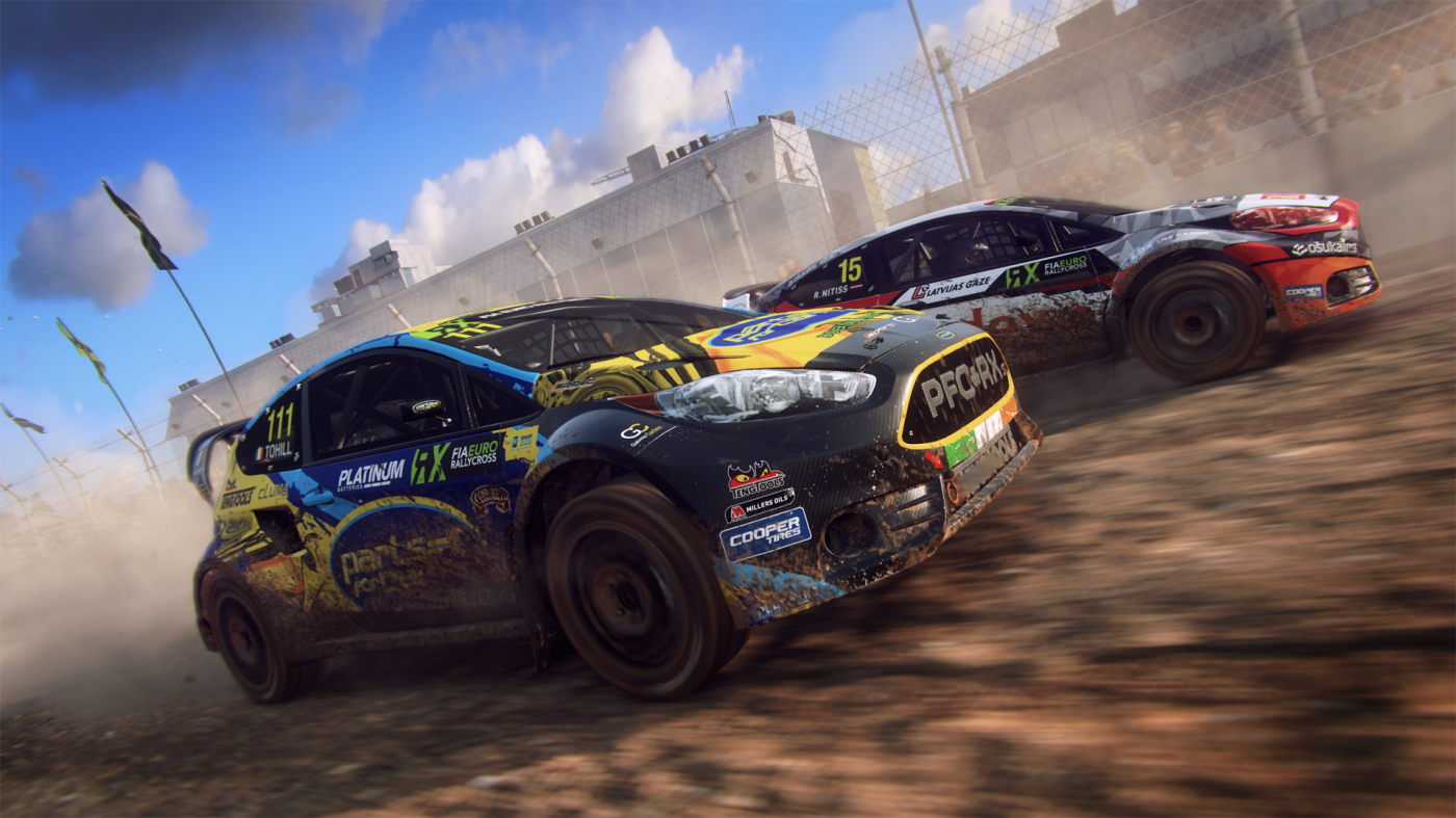 Media asset in full size related to 3dfxzone.it news item entitled as follows: Codemasters annuncia il racing game DiRT Rally 2.0 per PC, PS4 e Xbox One | Image Name: news28759_DiRT-Rally-2-Screenshot_1.jpg