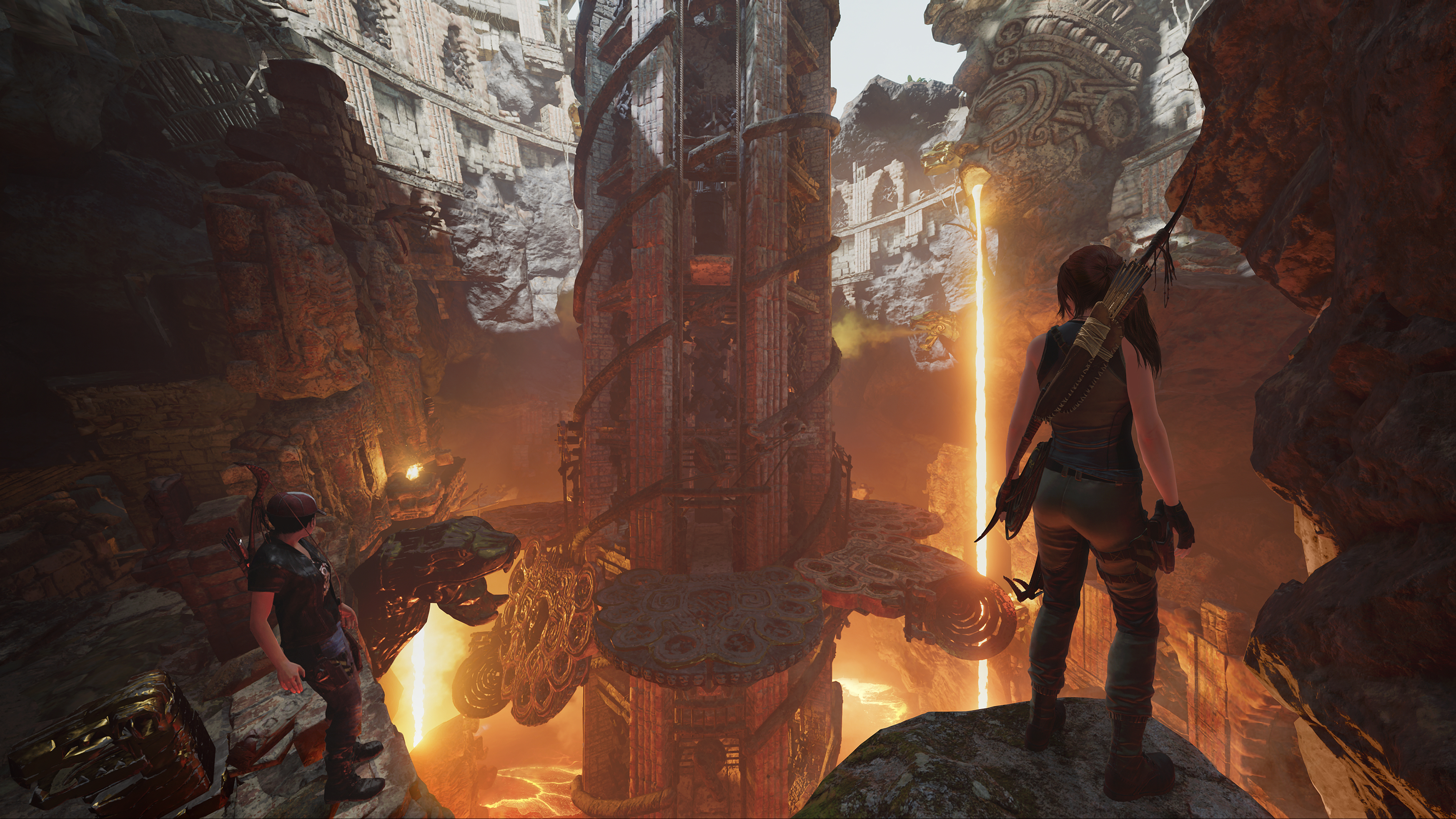 Media asset in full size related to 3dfxzone.it news item entitled as follows: Square Enix annuncia il DLC The Forge di Shadow of the Tomb Raider | Image Name: news28795_The-Forge-Shadow-of-the-Tomb-Raider_2.jpg