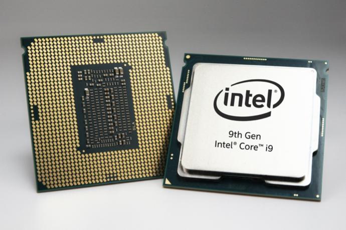 Media asset in full size related to 3dfxzone.it news item entitled as follows: Intel lancia i processori Core di 9 generazione, nuovi Core X e lo Xeon W-3175X   Image Name: news28811_Intel-Core-9th-Generation_2.jpg