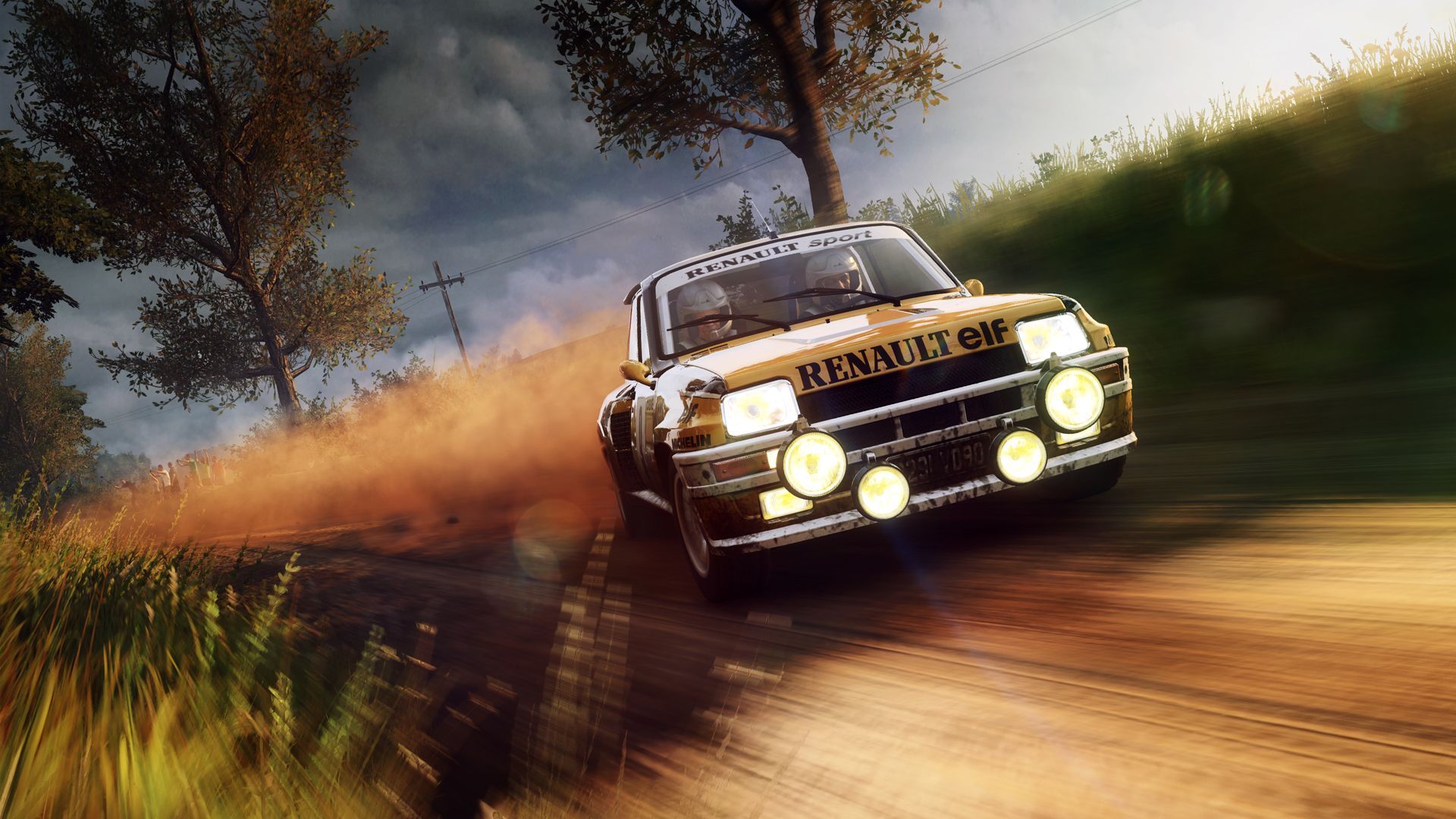 Media asset in full size related to 3dfxzone.it news item entitled as follows: Codemasters pubblica il trailer Rally Through the Ages di DiRT Rally 2.0   Image Name: news29100_DiRT-Rally-2_1.jpg