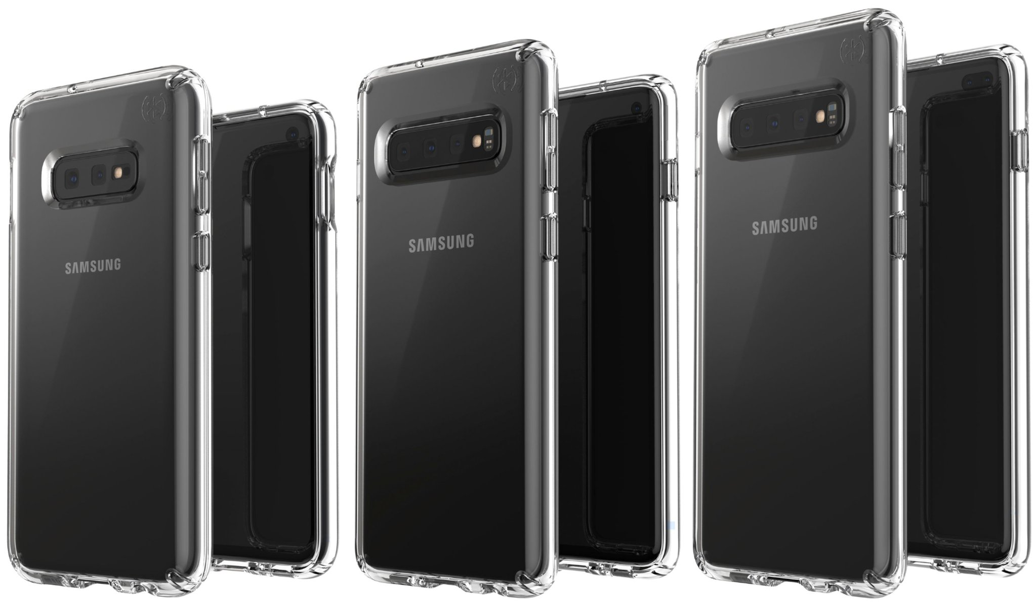 Media asset in full size related to 3dfxzone.it news item entitled as follows: Una foto leaked svela in anteprima la linea completa Galaxy S10 di Samsung | Image Name: news29167_Samsung-Galaxy-S10_1.jpg