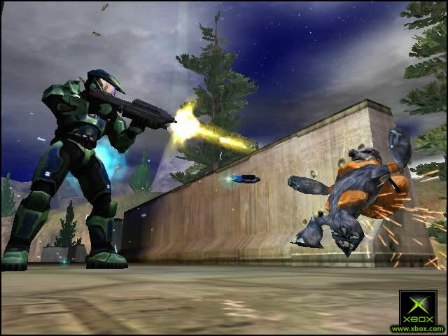 Media asset in full size related to 3dfxzone.it news item entitled as follows: Halo: Combat Evolved su Nintendo Switch con Linux4Tegra e XQEMU | Image Name: news29569_Halo-Combat-Evolved_Screenshot_1.jpg