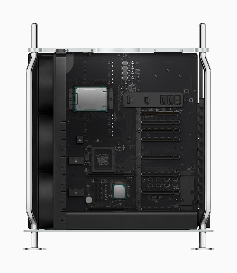 Media asset in full size related to 3dfxzone.it news item entitled as follows: Apple annuncia il nuovo e potente Mac Pro e il rivoluzionario Pro Display XDR | Image Name: news29656_Apple-Mac-Pro-Apple-Pro-Display-XDR_2.jpg