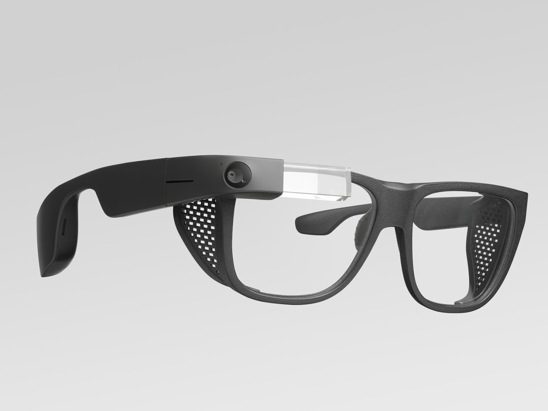Media asset in full size related to 3dfxzone.it news item entitled as follows: L'OEM taiwanese Pegatron fabbricherà i Google Glass di terza generazione   Image Name: news29801_Google-Glass-Enterprise-Edition-2_1.jpg
