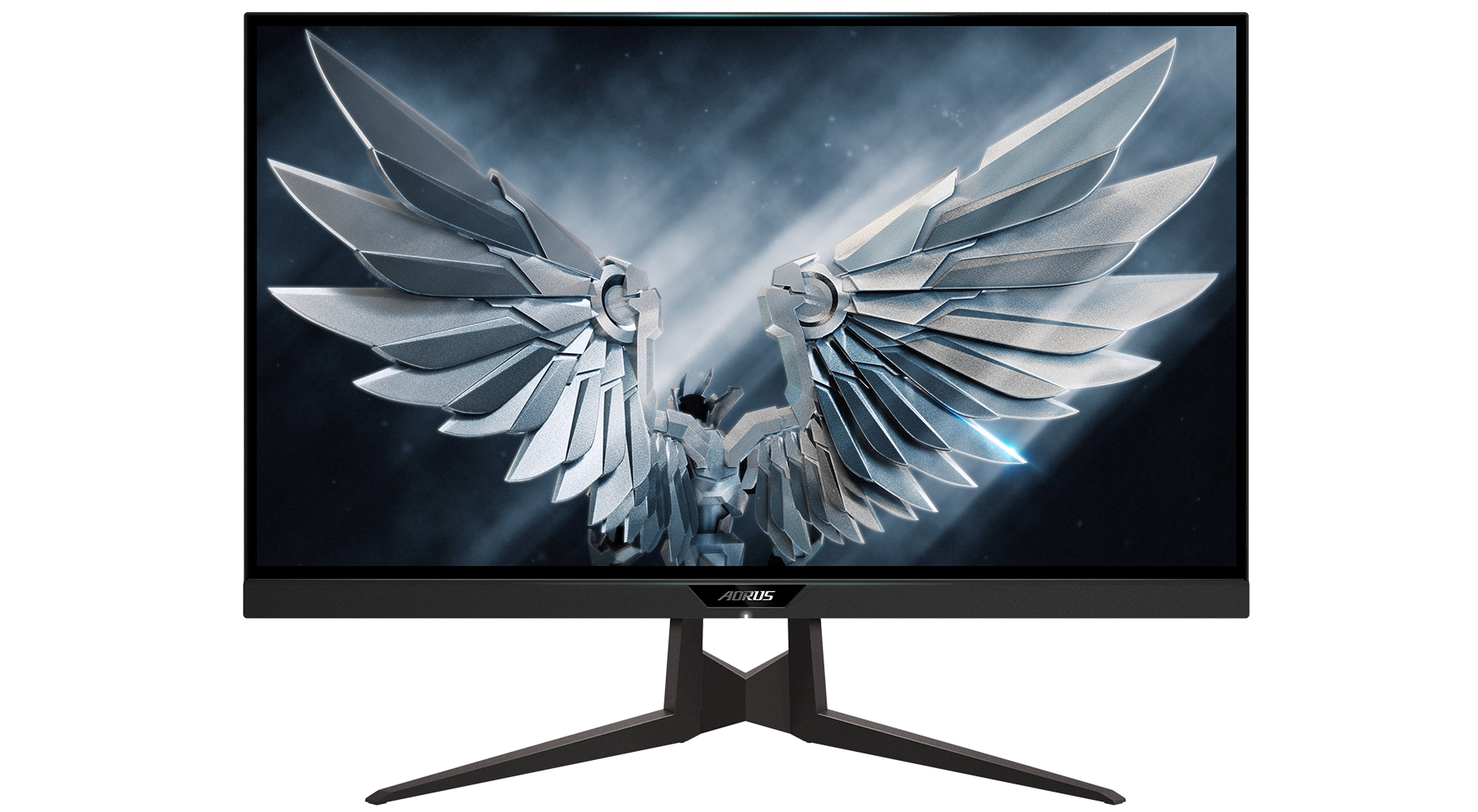 Media asset in full size related to 3dfxzone.it news item entitled as follows: GIGABYTE introduce il gaming monitor AORUS FI27Q-P: 2K a 165Hz con HBR3   Image Name: news30637_AORUS-FI27Q-P_2.png