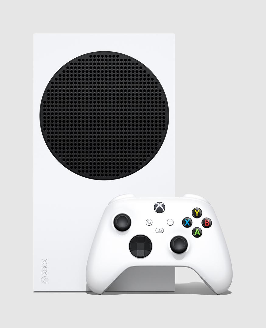 Media asset in full size related to 3dfxzone.it news item entitled as follows: Microsoft rivela data di lancio e prezzi delle console Xbox Series X e Series S   Image Name: news31102_Xbox-Series-X_Xbox-Series-S_2.png