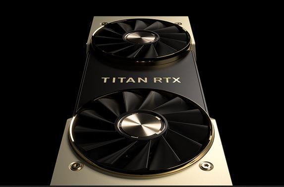 Media asset in full size related to 3dfxzone.it news item entitled as follows: GeForce RTX 3090 vs GeForce RTX 3080 vs TITAN RTX secondo NVIDIA   Image Name: news31146_NVIDIA-TITAN-RTX_1.jpg