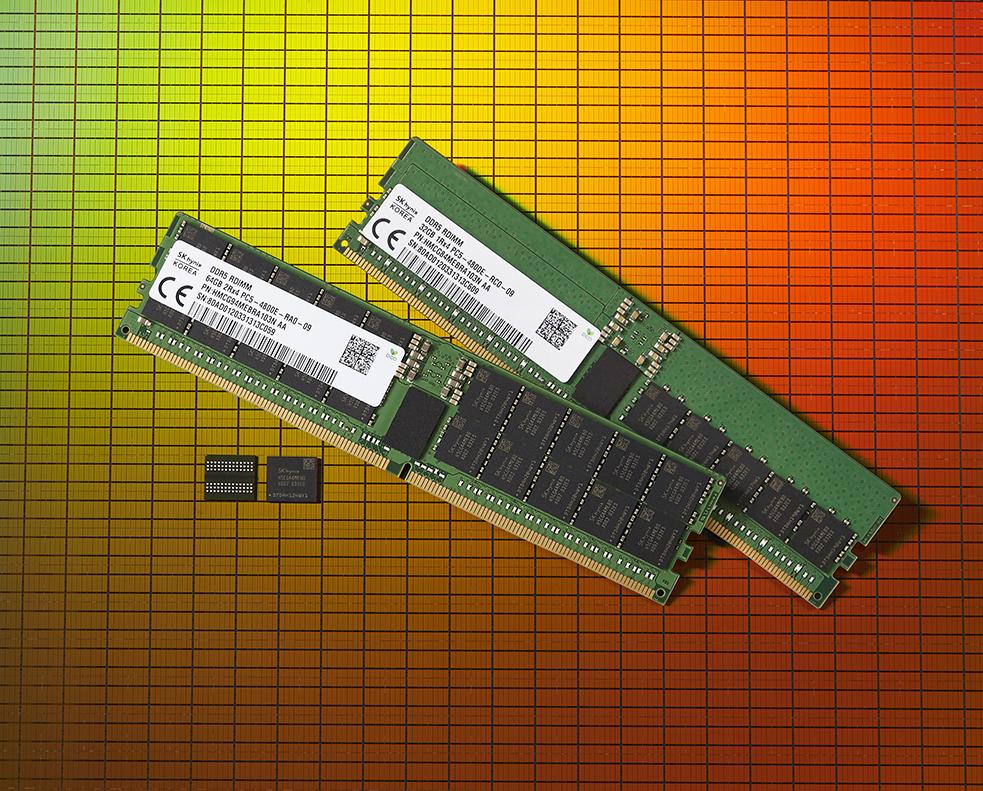 Media asset in full size related to 3dfxzone.it news item entitled as follows: SK hynix annuncia le prime memorie DDR5 ma il lancio effettivo è lontano   Image Name: news31185_SK-hynix-DDR5_1.jpg