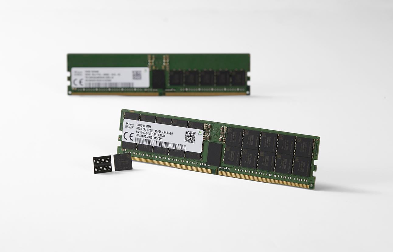 Media asset in full size related to 3dfxzone.it news item entitled as follows: SK hynix annuncia le prime memorie DDR5 ma il lancio effettivo è lontano   Image Name: news31185_SK-hynix-DDR5_2.jpg
