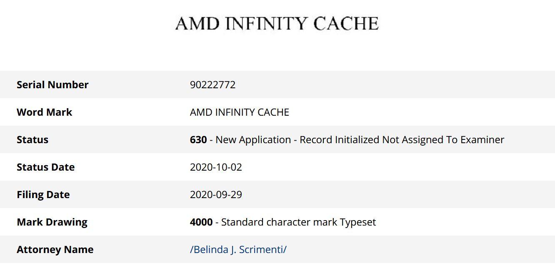 Media asset in full size related to 3dfxzone.it news item entitled as follows: Le Radeon RX 6000 di AMD potrebbero supportare la tecnologia Infinity Cache | Image Name: news31188_AMD-Infinity-Cache_1.jpg