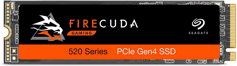 Media asset in full size related to 3dfxzone.it news item entitled as follows: Una CPU Rocket Lake-S di Intel messa alla prova con device PCIe Gen4   Image Name: news31199_Seagate-FireCuda-520-PCIe-4.0_1.jpg