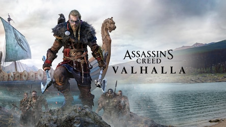 Media asset in full size related to 3dfxzone.it news item entitled as follows: Intel rilascia il driver kit Windows 10 DCH Graphics Drivers 27.20.100.9079 | Image Name: news31484_Assassin-s-Creed-Valhalla_1.jpg