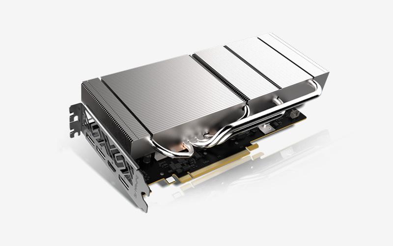Media asset in full size related to 3dfxzone.it news item entitled as follows: SAPPHIRE GPRO X070, una Radeon RX 5700 XT per render farm e mining | Image Name: news31563_SAPPHIRE-GPRO-X070_1.jpg