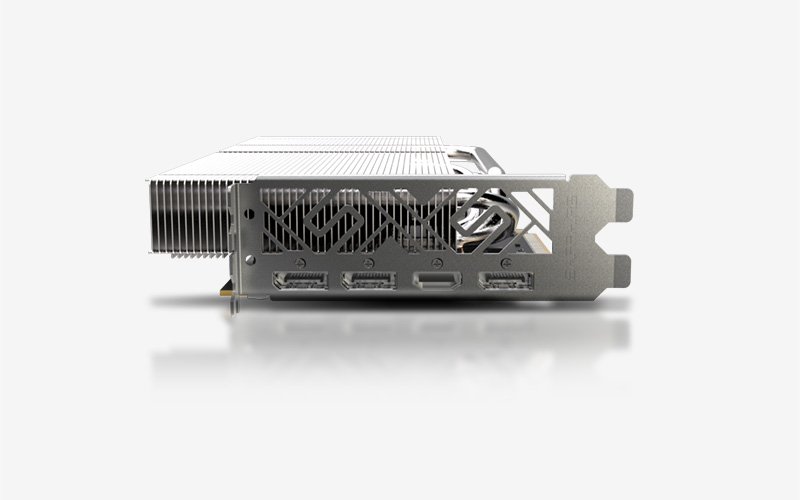 Media asset in full size related to 3dfxzone.it news item entitled as follows: SAPPHIRE GPRO X070, una Radeon RX 5700 XT per render farm e mining   Image Name: news31563_SAPPHIRE-GPRO-X070_4.jpg