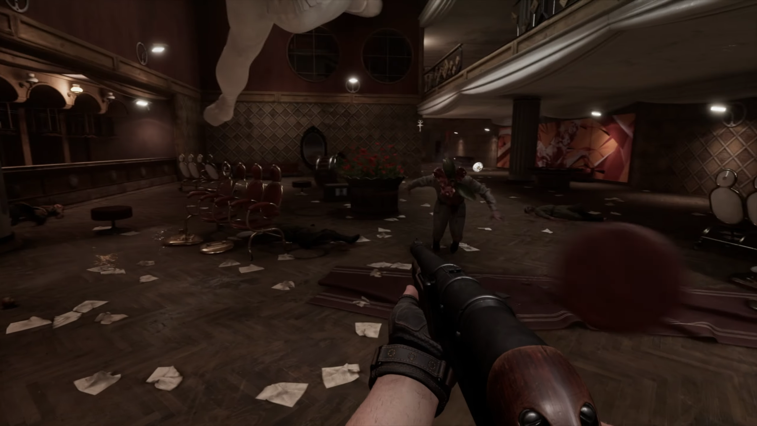Media asset in full size related to 3dfxzone.it news item entitled as follows: NVIDIA pubblica il gameplay trailer di Atomic Heart che supporta RTX e DLSS | Image Name: news31582_Atomic-Heart_EXCLUSIVE-GeForce-RTX-PC-Game-Reveal-Screenshot_2.png