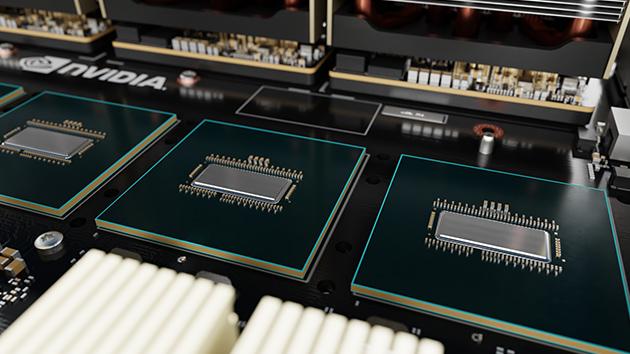 Media asset in full size related to 3dfxzone.it news item entitled as follows: NVIDIA di nuovo cliente del chip maker TSMC per le GPU next generation | Image Name: news31589_NVIDIA-Ampere-GPU_1.jpg